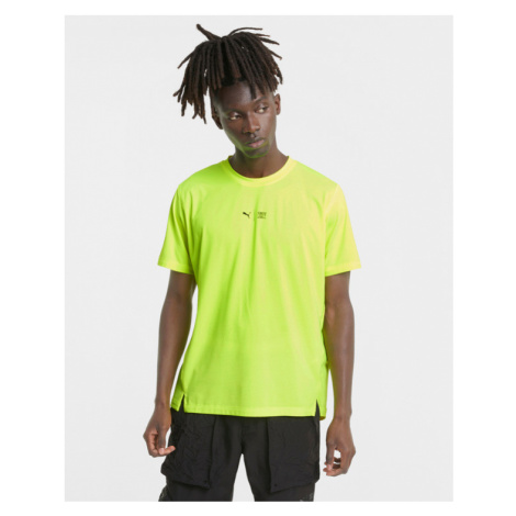 Puma Train First Mile T-Shirt Gelb