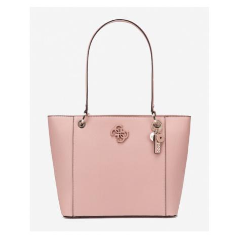 Guess Noelle Elite Handtasche Rosa