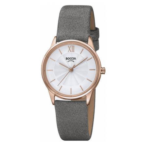 Boccia Titanium Uhren: 3282-03