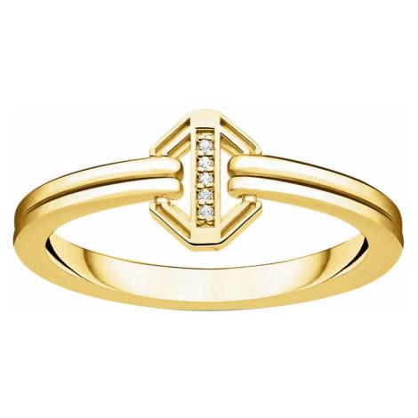 Thomas Sabo D_TR0036-924-14 Damen-Ring Vintage Gold