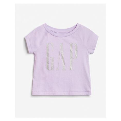 GAP Kinder  T‑Shirt Lila