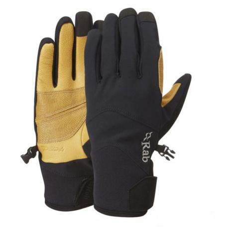 Handschuhe Rab Velocity Handschuh RAB black/BL