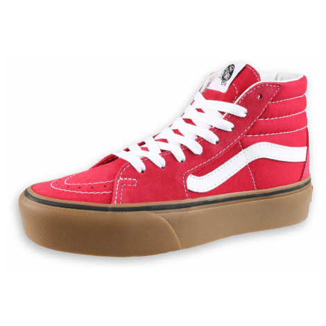 High Top Sneakers Unisex - UA SK8-Hi Platform 2 (GUM) SCOOTE - VANS - VN0A3TKNUCD1