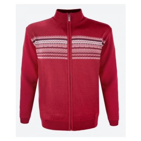 Sweater Kama 4106 104 red
