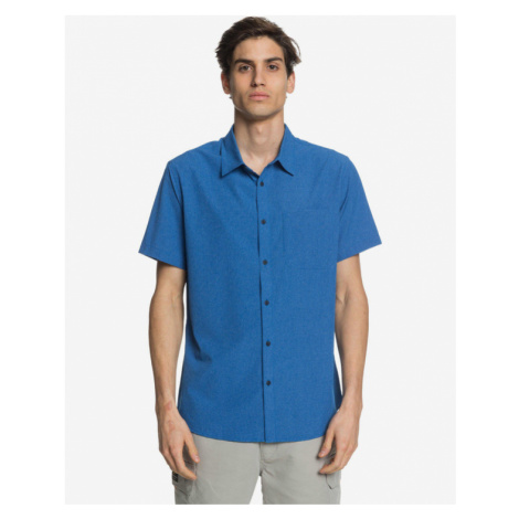 Quiksilver Waterman Tech Tides Hemd Blau