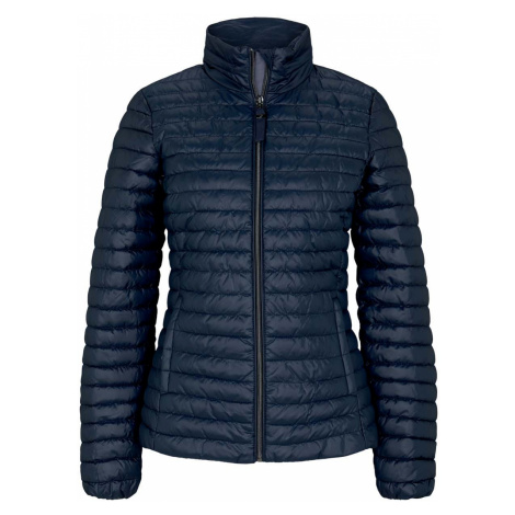 TOM TAILOR Damen Lightweight Steppjacke, blau