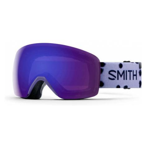 Smith SKYLINE weiß - Skibrille