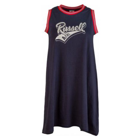 Russell Athletic SLEVELESS DRESS dunkelblau - Kleid
