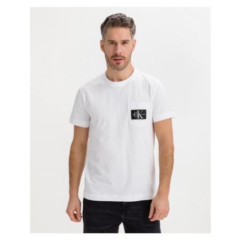 Calvin Klein T-Shirt Weiß