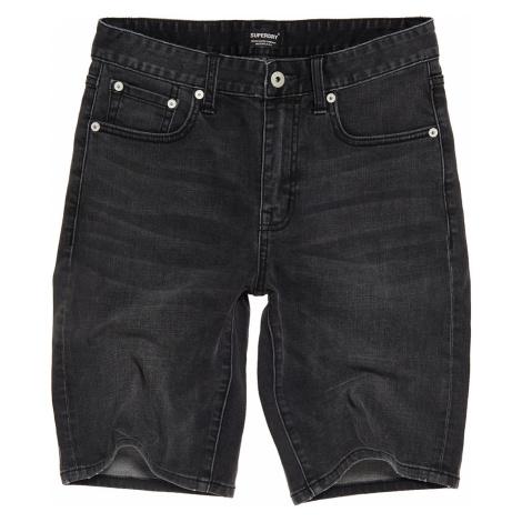 Superdry Shorts Herren TYLER SLIM SHORT Canyon Vintage Black