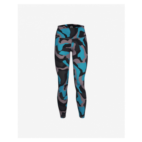 Under Armour Rush Camo Legging Blau