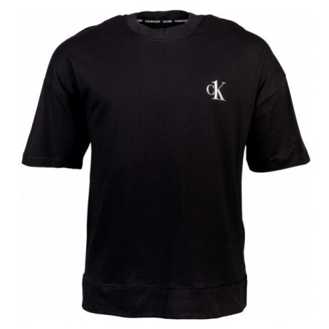 Calvin Klein S/S CREW NECK schwarz - Herrenshirt