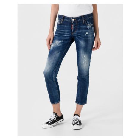 DSQUARED2 Jennifer Cropped Jeans Blau Dsquared²