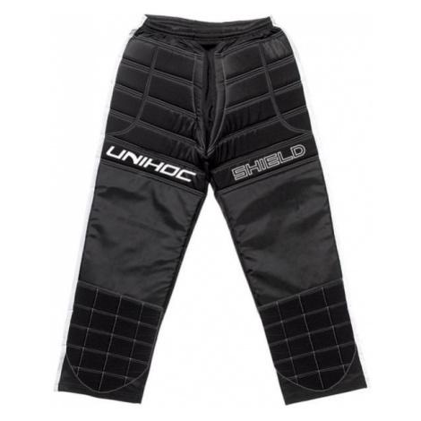 Unihoc SHIELD PANTS schwarz - Hose für den Floorballgoalies