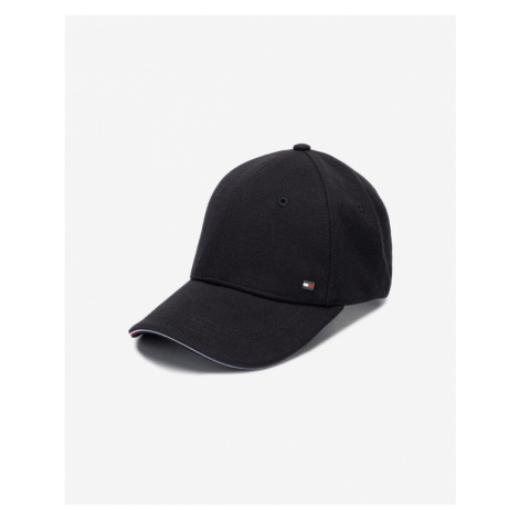 Tommy Hilfiger Elevated Corporate Cap Schwarz
