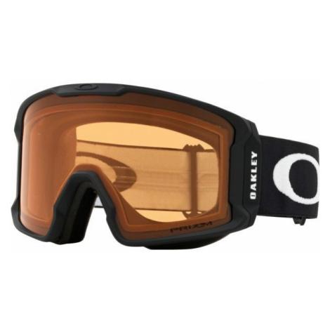 Oakley LINER MINER schwarz - Skibrille