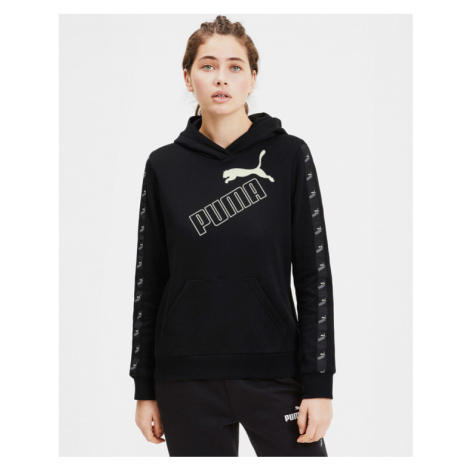 Puma Amplified Sweatshirt Schwarz