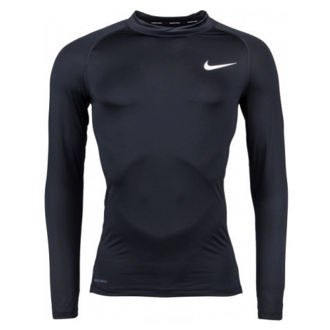 Nike NP TOP LS TIGHT MOCK M - Herren Trikot mit langen Ärmeln