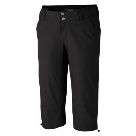 Columbia SAT TRAIL II KNEE PANT schwarz - Damen Shorts