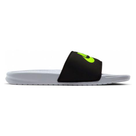 Nike BENASSI JDI weiß - Herren Badelatschen