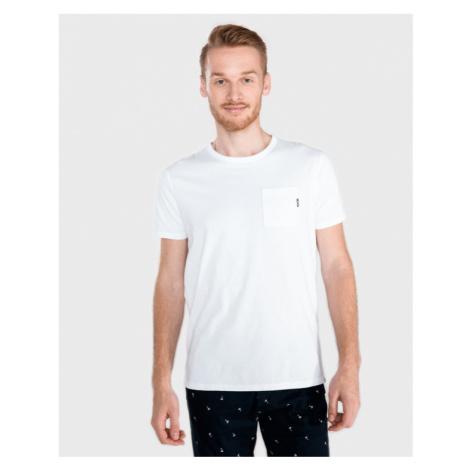 Scotch & Soda T-Shirt Weiß