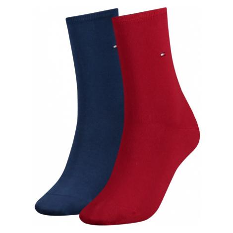 Tommy Hilfiger Damen Socken Casual 2er