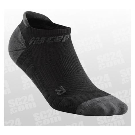 CEP Compression No Show Socks 3.0 schwarz/grau Größe 39-42