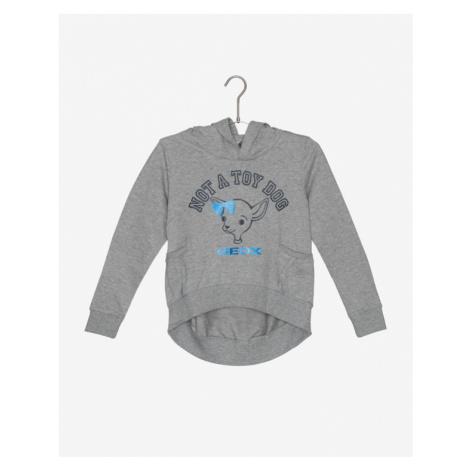 Geox Sweatshirt Kinder Grau
