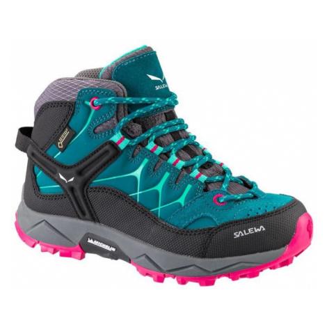 Schuhe Salewa JR ALP TRAINER MID GTX 64006-8632