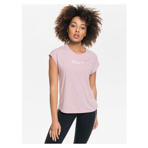 Roxy Training T-Shirt Rosa