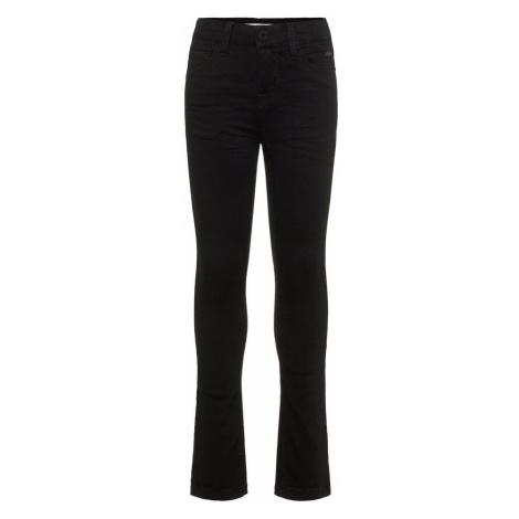 NAME IT X-slim Fit Powerstretch Jeans Herren Schwarz