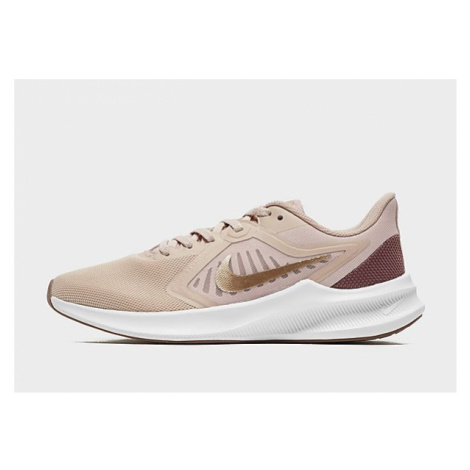 Nike Downshifter 10 Damen - Beige - Damen, Beige