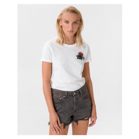 Converse Romance T-Shirt Weiß