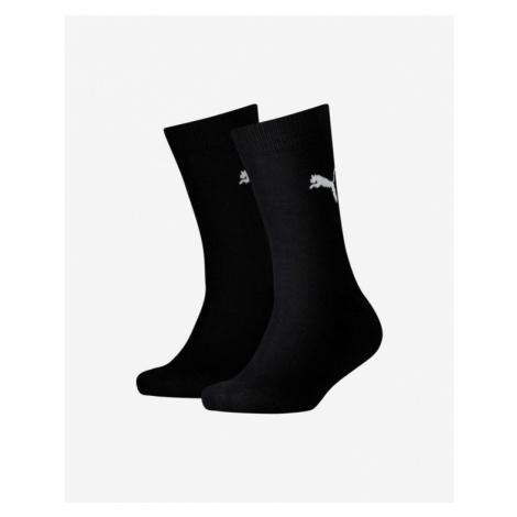 Puma Easy Rider Socks 2 pairs Kids Schwarz