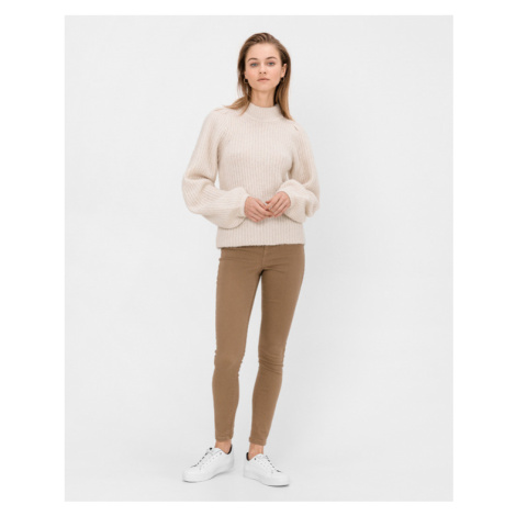 Vero Moda Pekan Pullover Beige