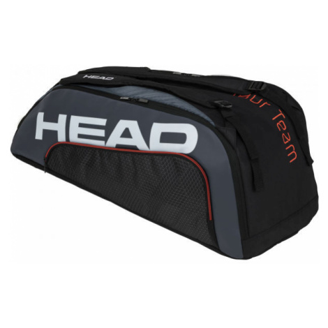 Head TOUR TEAM 9R SUPERCOMBI schwarz - Tennis Rucksack