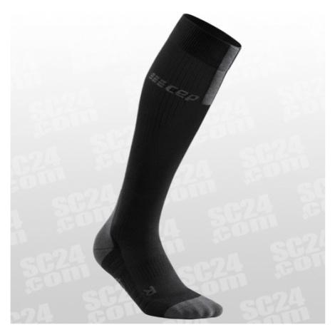CEP Run Compression Socks 3.0 schwarz/grau Größe 32-38