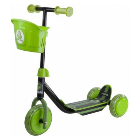 Stiga MINI KID 3W grün - Kinder Roller