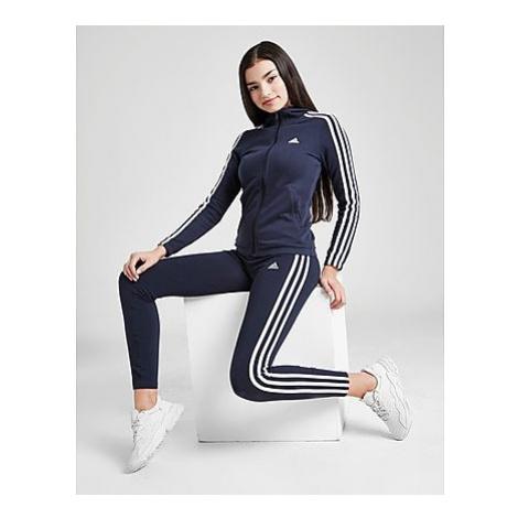 Adidas Essentials 3-Streifen Leggings - Legend Ink / White, Legend Ink / White