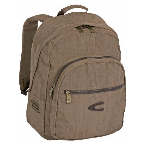 Camel active B00-225-25 Rucksack mit Laptopfach Journey Sand