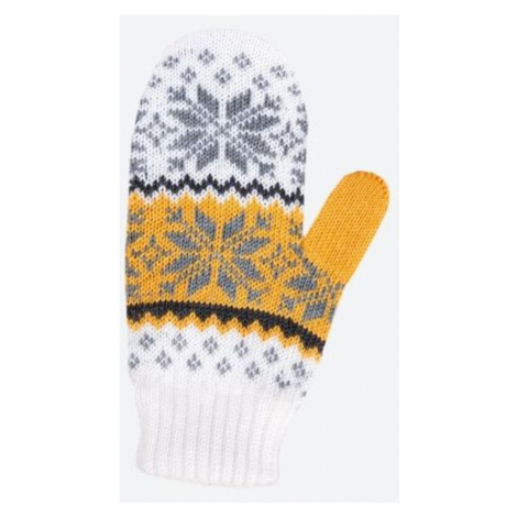 Kinder gestrickte Merino Handschuhe Kama RB204 100