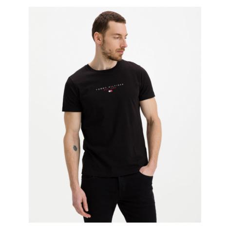 Tommy Hilfiger Essential T-Shirt Schwarz