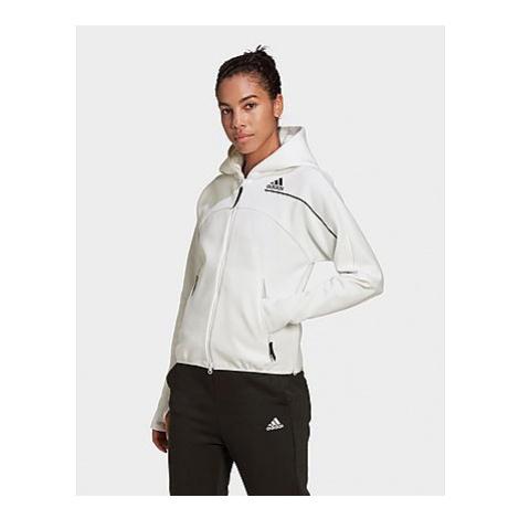 Adidas Z.N.E. Hoodie - White - Damen, White