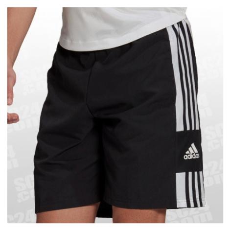 Adidas Squadra 21 Downtime Woven Shorts schwarz/weiss Größe XL