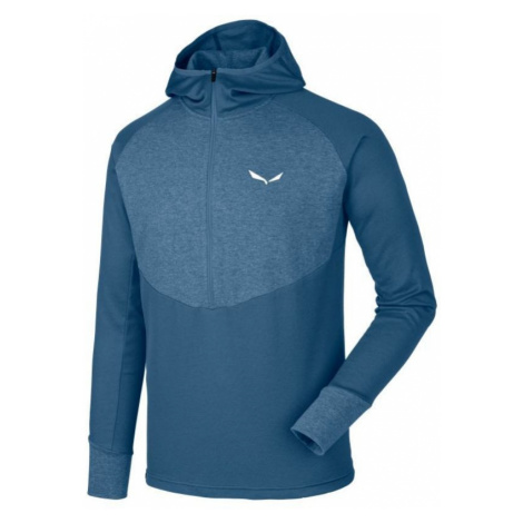 Sweatshirt Salewa Puez DRY W L/S HOOD HALF-ZIP TEE 26632-8960