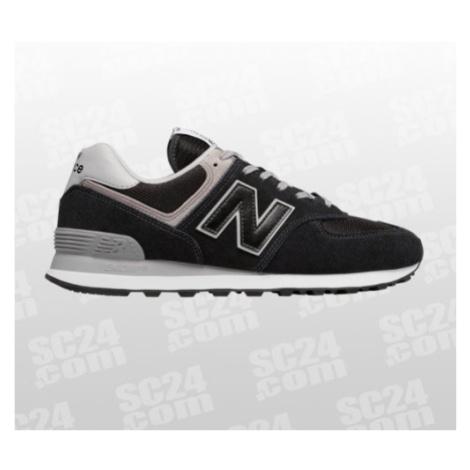 New Balance 574 D schwarz/grau Größe 44,5