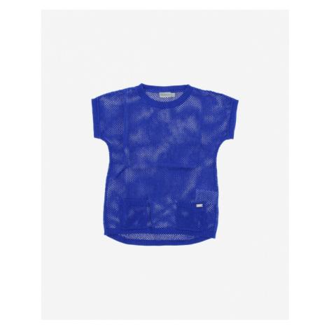Geox Kinder  T‑Shirt Blau