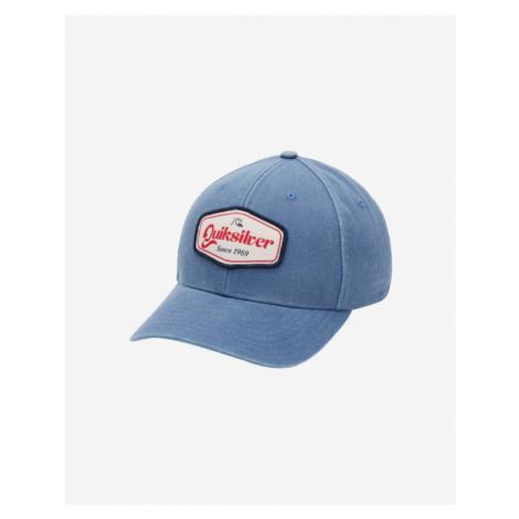 Quiksilver Full Hush Cap Blau