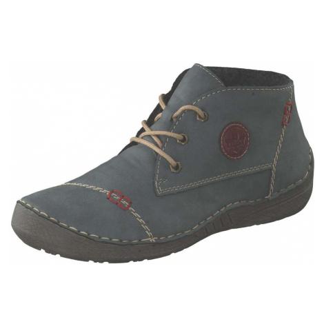 Rieker Ankle Boot Damen blau