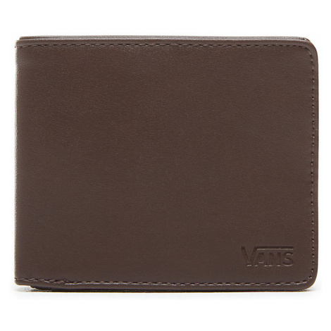 VANS Einfach Gefaltete Drop V Brieftasche (dark Brown) Herren Braun, One Size
